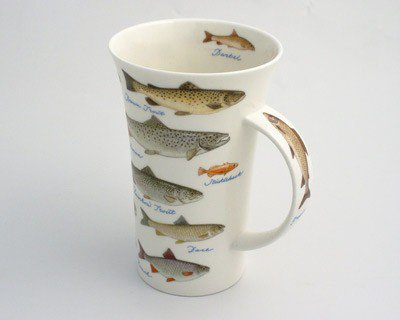 Just Fish Glencoe Freshwater Fish Mug